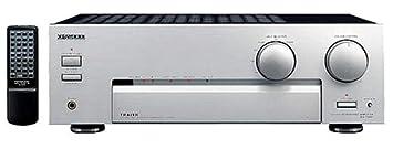 Kenwood KA-7090-R-S HiFi-amplificador de plata