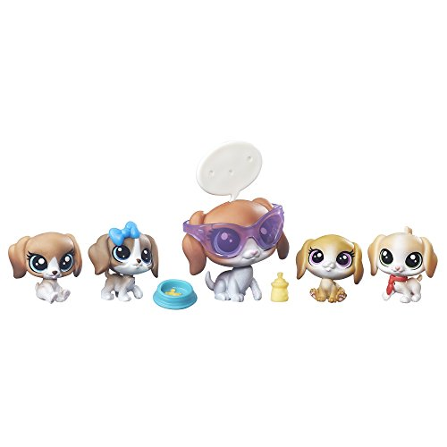Littlest Pet Shop Birthday - Littlest Pet Shop Beagle Family