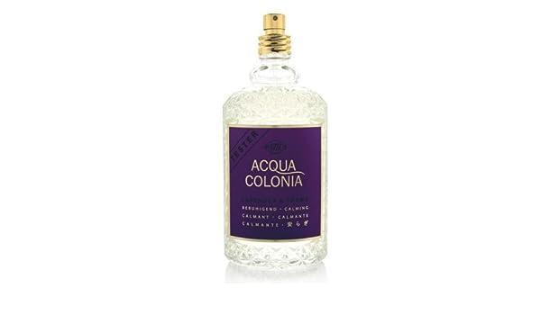 Amazon.com : 4711 Acqua Colonia Lavender & Thyme EDC Spray (Tester) : Tweezers : Beauty