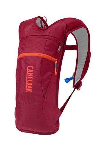 CamelBak Zoid Ski Hydration Pack, Chili Pepper, 2 L/70 (Hydration Pack Chili Pepper)