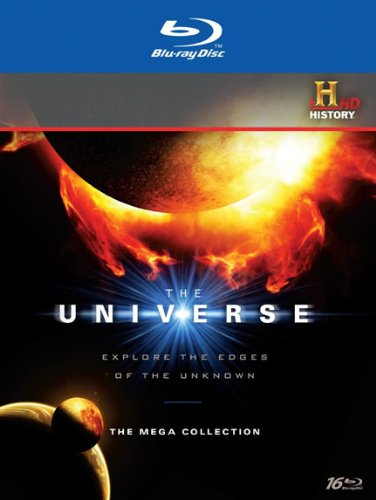 The Universe: The Mega Collection [Blu-ray] by A&E