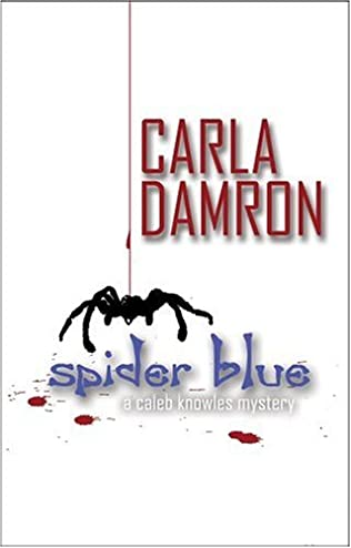 book cover of Spider Blue
