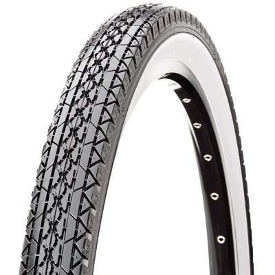 CST Cruiser WSW C-241 Whitewall Tire, 26 x ()