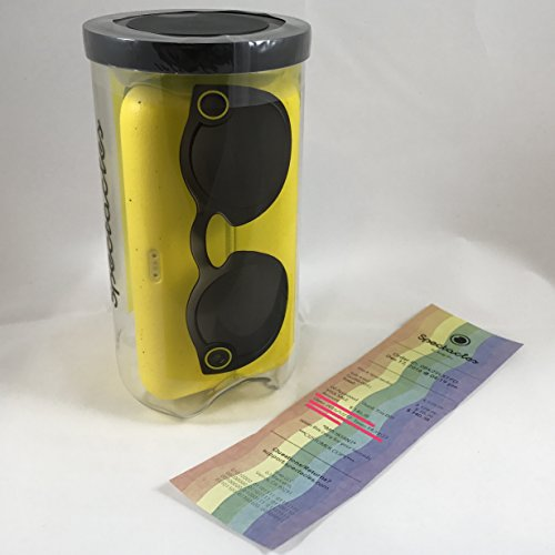 Price comparison product image SnapChat Spectacles Black