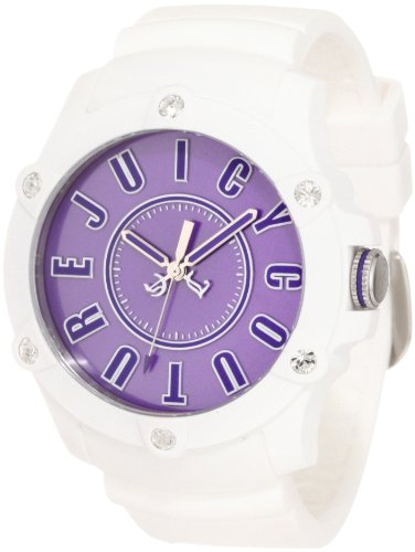 Juicy Couture Women's 1900907 Surfside Silicon Strap Watch - Juicy Couture Designer Hats
