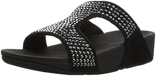 Image of FitFlop Women's Glitzie Slide Sandal