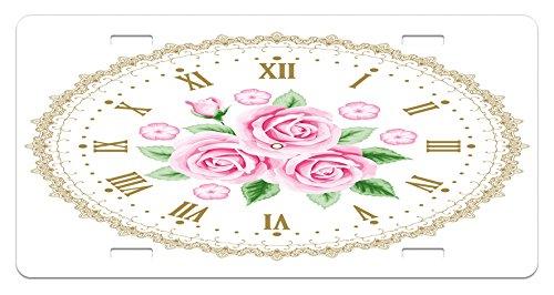 Pale Antique Rose - 7