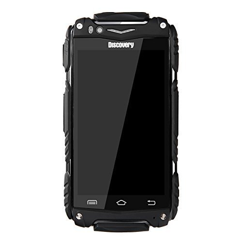 FunTC v8 robuste 4,0 Zoll Duskproof Shakeproof 3G outdoor Smartphone android OS (schwarz)