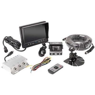 Rear View Camera System, (1) Camera Setup
