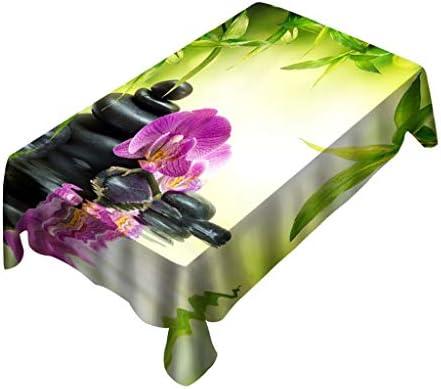 3D digital printing Table Cloth Rectangular Tea Table Cover