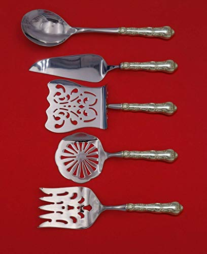 Strasbourg by Gorham Sterling Silver Brunch Serving Set 5-Piece HHWS Custom Made