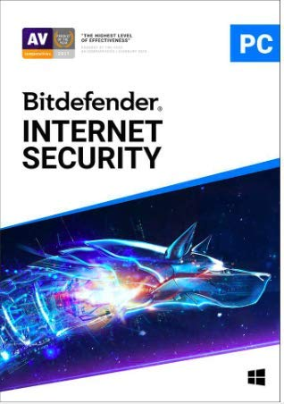 Bitdefender Internet Security 2019 - 3 Device / 2 Years [Key Card] by Bitdefender