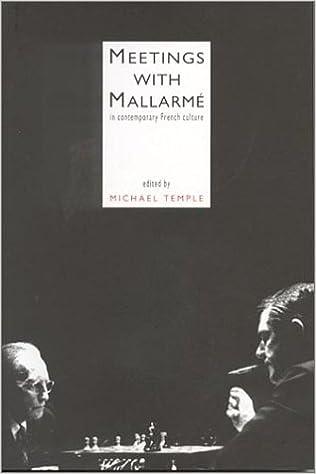 Book Meetings With Mallarmé (EUROPEAN LITERATURE)