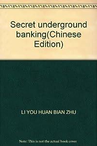 Paperback Secret underground banking [Chinese] Book