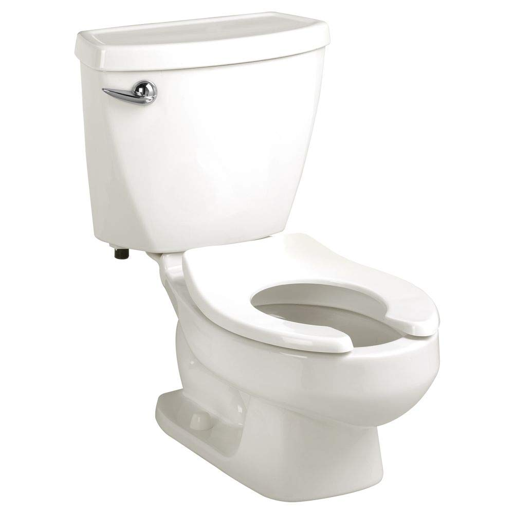 American Standard 2315.228.020 Baby Devoro Flowise 10-Inch High Round Front Toilet, White by American Standard