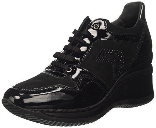Geox Women's Sneakers with Wedges D Queen C9999 B D6475B 022HH C9999 Queen B01LXUF8YC Shoes 626943