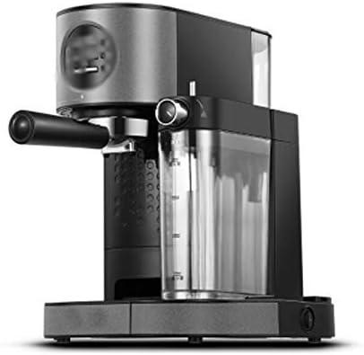 LNDDP Máquina café Espresso, cafetera doméstica, cafetera Totalmente automática, cafetera Tipo Bomba, máquina Espuma, extracción Temperatura Constante, operación con un botón, 386 mm נ264 mm נ38: Amazon.es: Deportes y aire libre