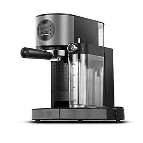LNDDP Máquina café Espresso, cafetera doméstica, cafetera ...