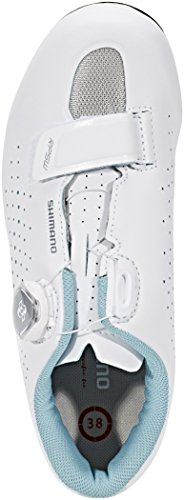 2018 Femme Blanc Route Shimano Chaussures Rp5 SvnqUXqP