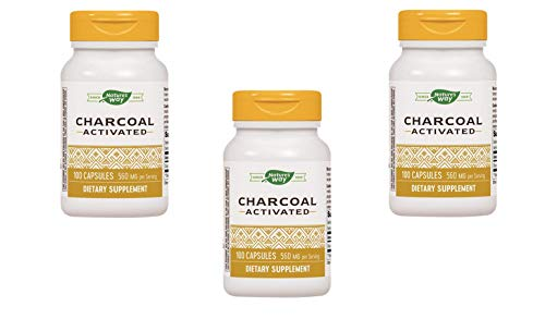 Nature's Way Charcoal, Activated (3 pack) by Nature's Way (Image #1)