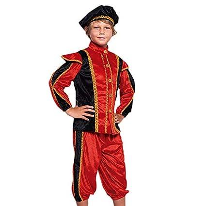 Disfraz Trovador Medieval Niño (3-4 años) (+ Tallas ...