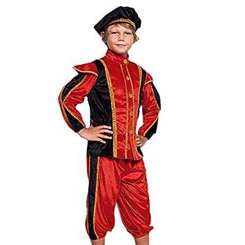 Disfraz Trovador Medieval Niño (10-12 años) (+ Tallas ...