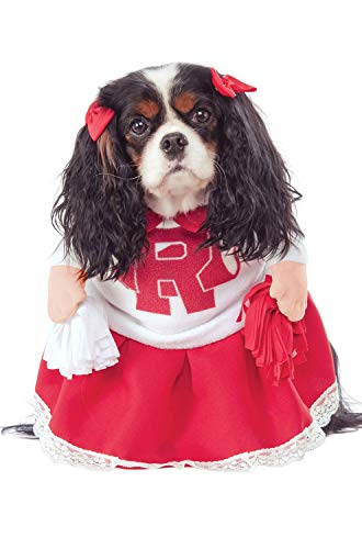 Rubie's Costume Co Grease 40th Anniversary Rydell High Cheerleader Pet Costume, -