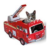 Cat Playhouse - Fire Truck