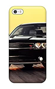 Ryan Knowlton Johnson's Shop 4975090K89614214 Perfect Tpu Case For Iphone 5/5s/ Anti-scratch Protector Case (dodge Challenger)