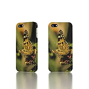 Apple iPhone 5 / 5S Case - The Best 3D Full Wrap iPhone Case - Butterfly by lolosakes