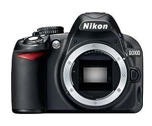 D3100 + objetivo AF-S DX 18-105 VR + cámara + 4 GB SD-Card
