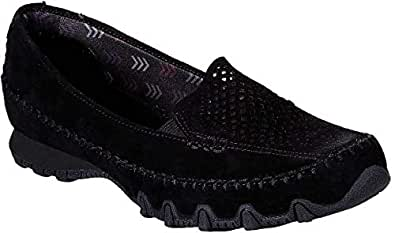Skechers Relaxed Fit Bikers Perf-Action - Black - 6