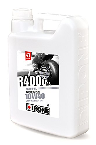 IPONE R4000 RS 4T 10W40 - 4 Litres IPONE SA S28106