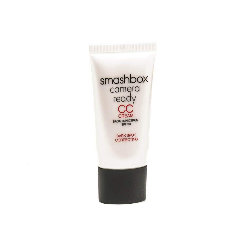 Smashbox SPF 30 Camera Ready CC Cream Broad Spectrum Dark Spot Correcting, Fair, 1 Fluid Ounce