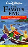 img - for 'Five Have a Puzzling Time and Other Stories book / textbook / text book
