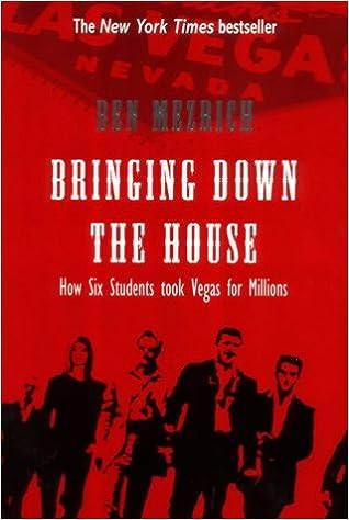 Bringing Down The House Ben Mezrich 9780434011247 Amazon Com Books