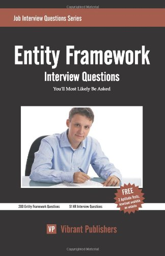 Entity Framework Interview Questions You'll Most Likely Be Asked