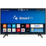Smart TV Ultra Slim Full HD LED, Philips 43PFG5813/78, Preto