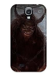 Cute Tpu Creature Case Cover For Galaxy S4