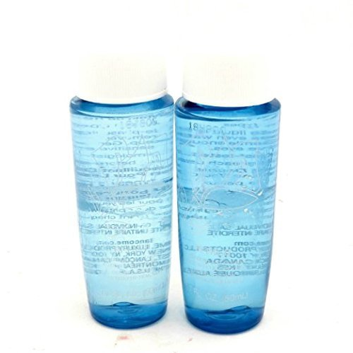 Set of Two Bi-Facil Double Action Eye Makeup Remover, 1.7 Fl. Oz., Travel Sizes by cosmetics by cosmetics