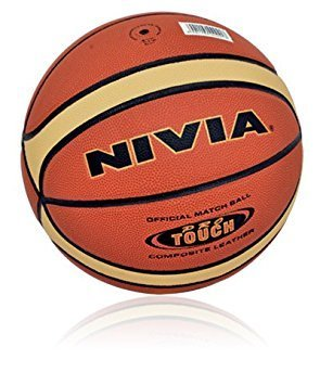 Buy Nivia Pro Touch Basketball Size 7 Color May Vary Online At Low Prices In India Amazon In