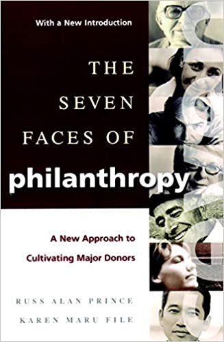 The Seven Faces of Philanthropy A New Approach to Cultivating Major Donors
