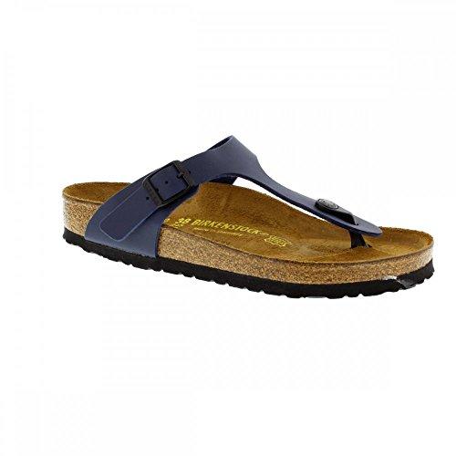 Birkenstock Gizeh Blue Womens Sandals Size 39 EU M - Birkenstock Gizeh Women 39