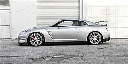 "NISSAN GT R SKYLINE  24/"" x 43/""  LARGE HD WALL POSTER PRINT"