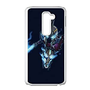 ABADDON LG G2 Cell Phone Case White 82You404782