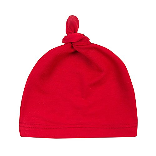 San Bodhi® - Gorro de Punto - para Hombre Rosso