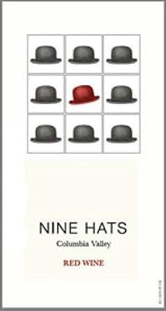 2010 Nine Hats Red Wine 750 mL