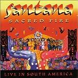 SACRED FIRE-SANTANA LIVE (+3)