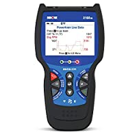 INNOVA 3160RS Pro OBD2 Scanner/Car Code Reader with Live Data, ABS, SRS, Service Light Reset, EPB, and Network Scan