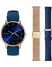 Withings Move Smartwatch, hybride, activiteitstracker met GPS, slaapbewaking, waterdicht en 18 maanden
